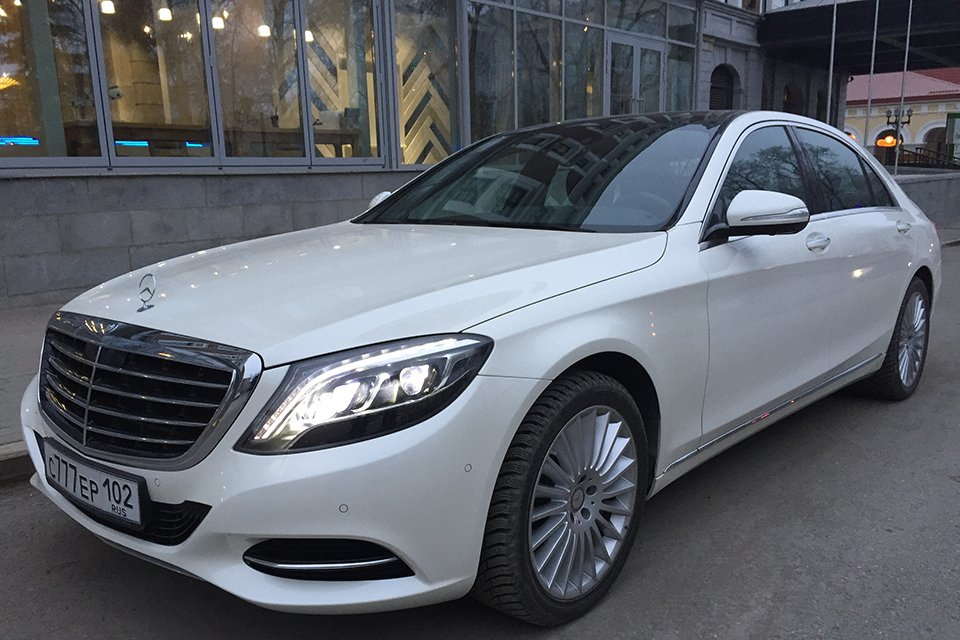Mercedes-Benz S –класс, седан  (W222) Long