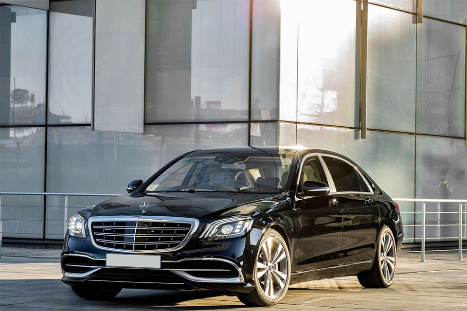 Mercedes-Maybach S-класс (X222)